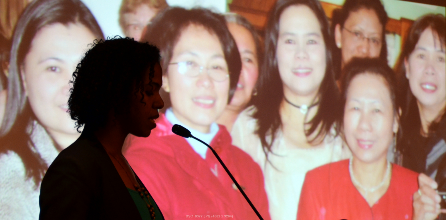 Speech by Jane Xavier at A Woman's Place is in the World conference, Dublin 20.02.2015