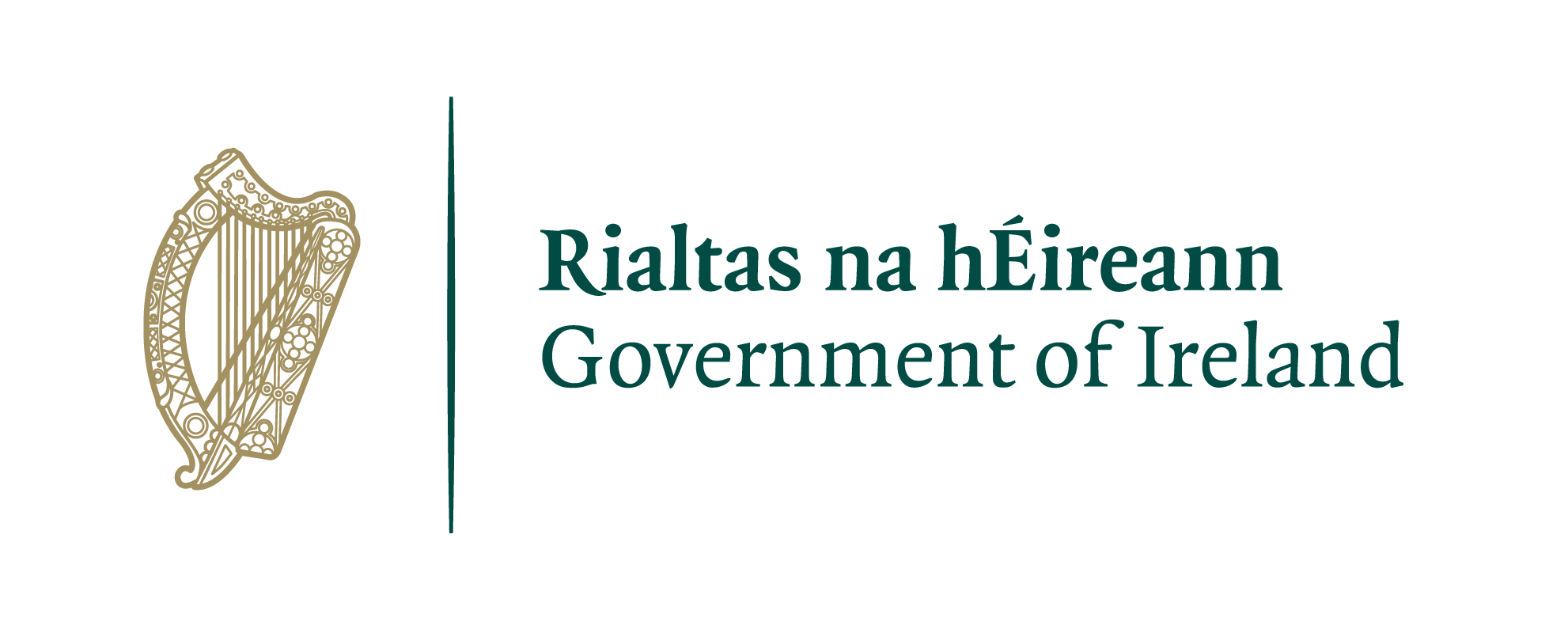 Rialtas na hEireann Logo